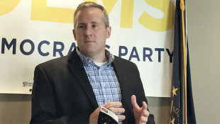 Zody Says He'll Remain Indiana Democratic Party Chair
