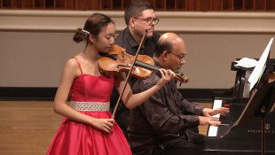 New Documentary Explores The International Violin Competition Of Indianapolis