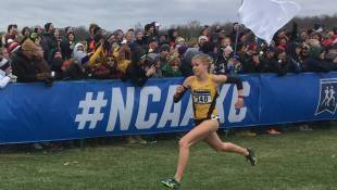 NCAA Cross Country Titles Decided On Blustery Indiana Day