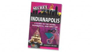 New Book Is Guide To Indy's 'Weird, Wonderful And Obscure'