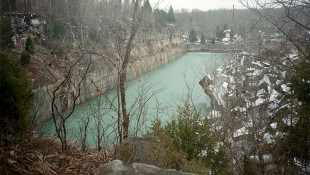 Indiana Limestone Quarry Featured In Movie Gets Filled In