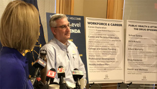 Holcomb To Push For Short And Long Term Teacher Raises
