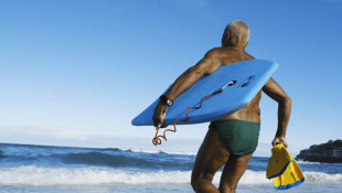 Exercise Wins: Fit Seniors Can Have Hearts That Look 30 Years Younger