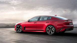 Kia Creates A Porsche Panamera For The Working Class