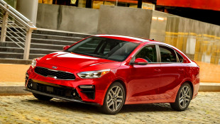 2019 Kia Forte Is Like An Audi A3 With A Big Discount