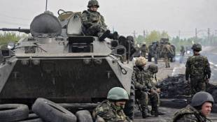 Ukraine Launches Military Operation Against Separatists In The East