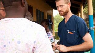 Doctor With Ebola Is Improving, As Nigeria Reports Second Case