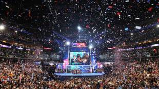 For Political Conventions, Another Balloon Bursts