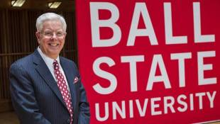 Ball State Official Approved As Interim President