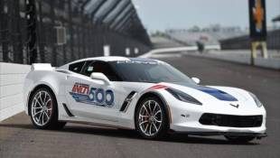Pace Car For 101st Indianapolis 500 Unveiled
