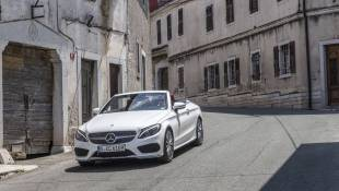 Mercedes C300 Cabrio Is An SLC With Benefits For Friends
