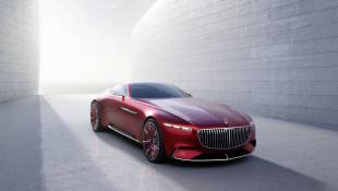Mercedes-Maybach, Cadillac Debut Concepts At Pebble Beach