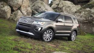 Ford Explorer Gets Quilted And Chromed