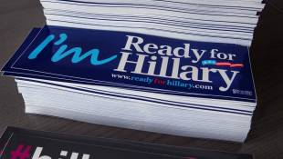 'Ready For Hillary': Clinton's Campaign-In-Waiting