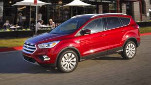 2017 Ford Escape Is Simple & Sophisticated