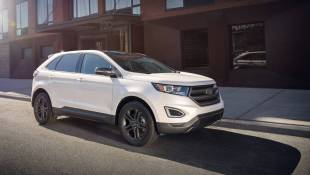 Ford Edge Sport Goes Like Paul Bunyan's Tomahawk