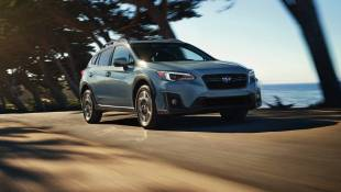 Redesigned 2018 Subaru Crosstrek Is So Camp