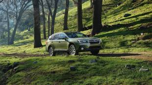 2018 Subaru Outback Touring Is An Easy Review