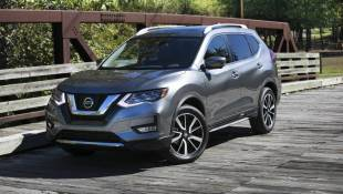 2018 Nissan Rogue Assisted By ProPILOT