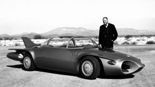New Book Shines On GM's Maestro Of Fins, Harley Earl