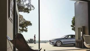 Volvo Inscribes Its Future In The Suave S90