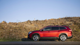 Indiana-Built Ascent Crossover Gives Subaru Owners Reason To Remain Loyal