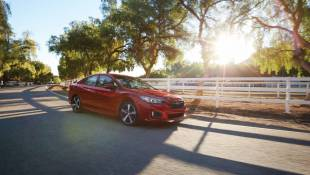 Subaru Impreza 2.0i Sport Gets Attention