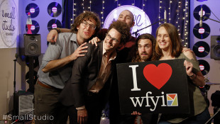 Carmichael Bends Genres at WFYI's Small Studio