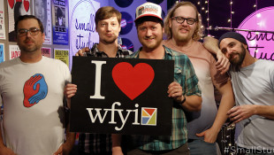 BYBYE Says Hello To WFYI's Small Studio