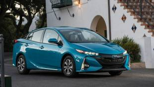 Toyota Prius Prime Is Aggressively Efficient