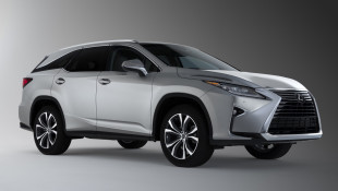 With the Lexus RX350 L, Longer is Better