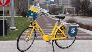 Cyclists Took 28 Million Bike-Share Trips In The U.S. In 2016, Group Says