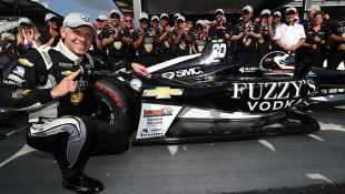 Ed Carpenter Wins Indy 500 Pole For The Third Time