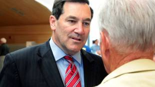 Donnelly At Trump Tax Reform Dinner Likely Helps Re-election Bid