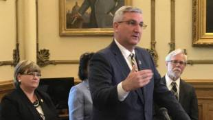 Holcomb Signs Bill To Imposes Harsher Penalties On Drug Dealers After Overdose