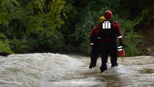 2 Boys Rescued From Rain-Swollen Creek In Indianapolis