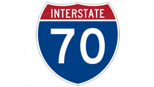 Rolling Slow-Down Scheduled For I-70 Traffic Sunday Morning