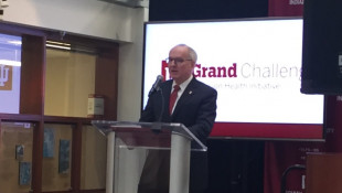 IU Precision Health Challenge Makes Progress