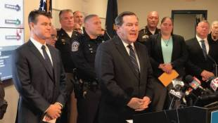 Law Enforcement Mental Health Bill From Donnelly, Young Passes Senate