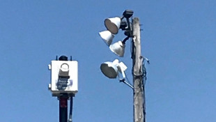 Lightning Detectors Installed In Noblesville