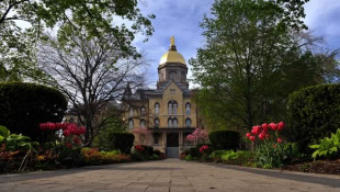 Notre Dame Sued Over Birth Control Coverage