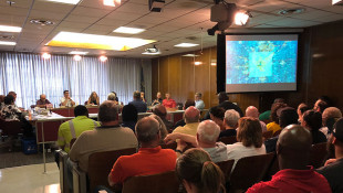 Rethink 65/70 Presents Vision to Public Works Committee