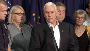 On Health Policy, A Contentious Record For Pence