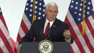 Pence Visits Indiana To Push Tax Reform, Pressure Sen. Donnelly