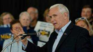 What Will Happen To The Money In Pence's Gubernatorial Campaign Account?