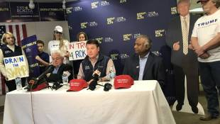 Todd Rokita Reiterates Support From Leaders Of Indiana Trump Campaign