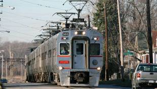 South Shore Rail Line's 5-Year Plan Worth $1.1B