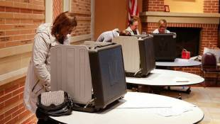 Lawsuit Alleges Voting Rights Violation In Marion County