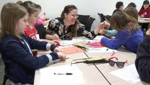 Girl Scouts Get First-Hand Engineering Experience
