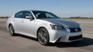 Lexus GS350 F-Sport Kisses Albert Champion